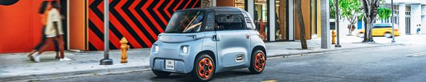 Citroen Gets Friendly with Urban EV  image