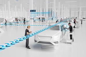 Mercedes Launches Extensive Digital Production Platform image