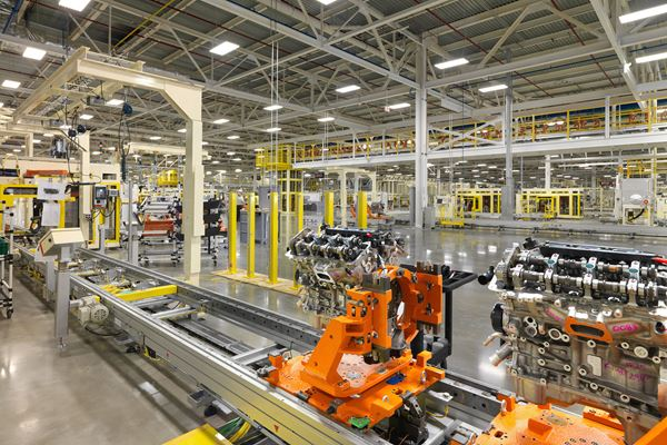 High Tech for the Factory Floor image