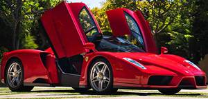 2003 Ferrari Enzo Nets Online Auction Record of $2.6 Million