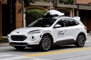 Ford Unveils Next-Gen Self-Driving Test Platform