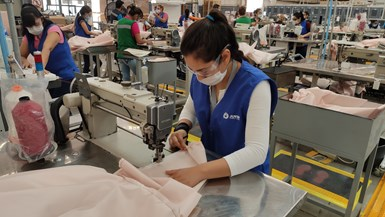 Joyson sewing gowns