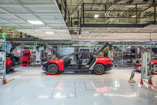 Tesla Finishes Last In J.D. Power IQS image