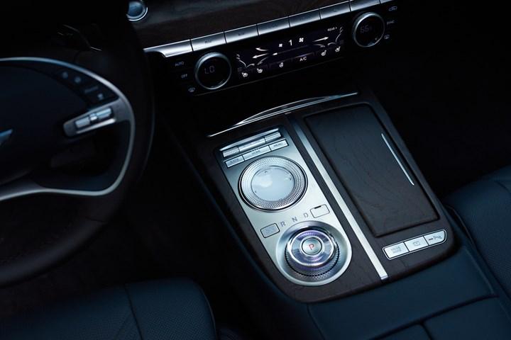 G80 controls
