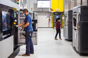 GM Ramps Up 3D Printing Efforts