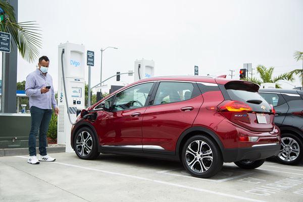 GM and EVgo Make Massive EV Infrastructure Investment image