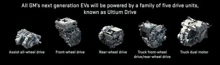 Ultium drive