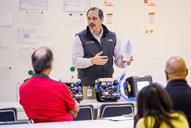 Ventilator production training