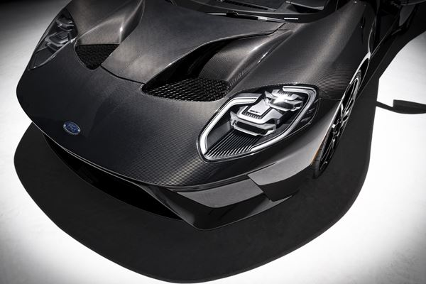 2020 Ford GT: More Power! image