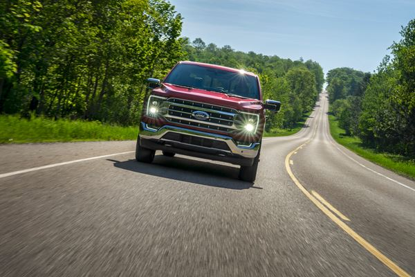 How the 2021 Ford F-150 Was Developed image