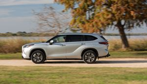 Engineering the 2020 Toyota Highlander image