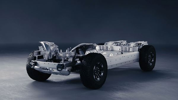 HUMMER EV Under the Sheet Metal image
