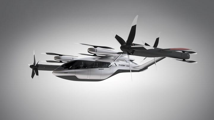 Hyundai helicopter