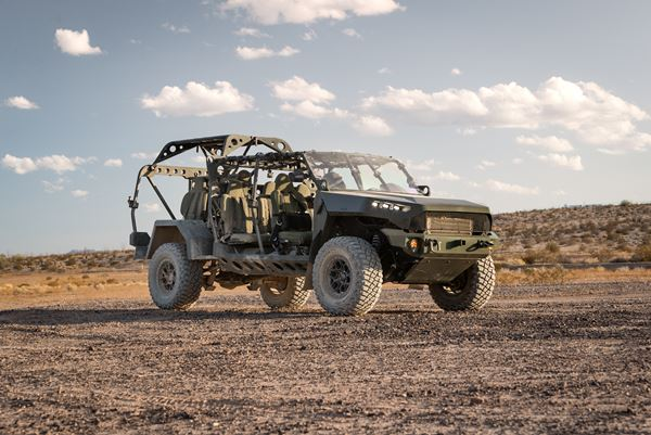 How to Build a Military Vehicle from a Pickup Truck image