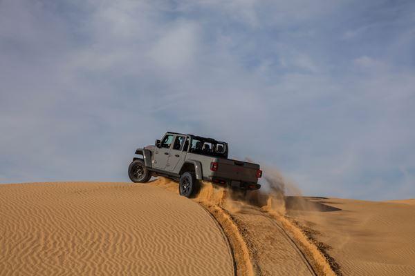 2020 Jeep Gladiator Mojave 4x4 image