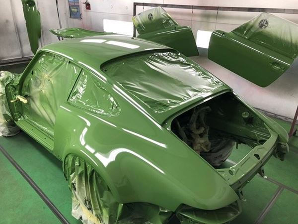 Cars Without Coffee: Tom Kearns' Work-in-Process image