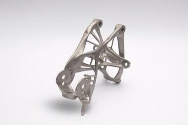 GM additive bracket