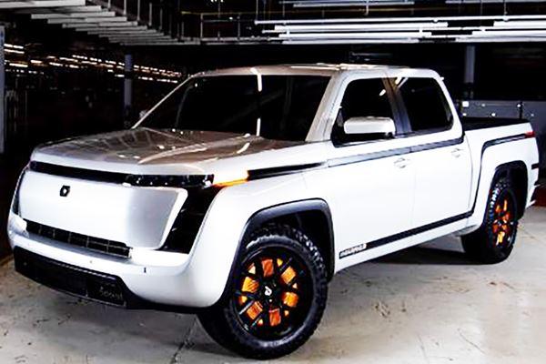 Lordstown Motors Plans IPO image