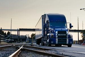Mack Enhances Engine Efficiency