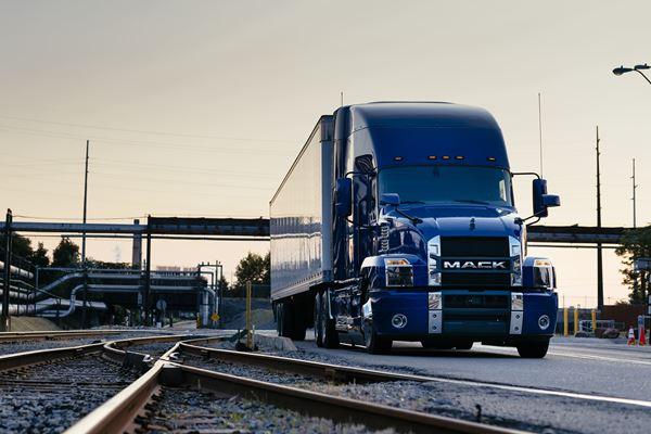 Mack Enhances Engine Efficiency image