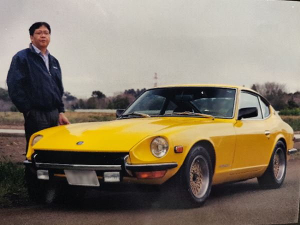 Cars Without Coffee: Moto Masumura's 240Z image