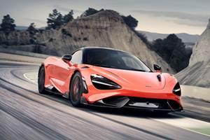 McLaren Taking Out More Mass