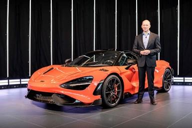 McLaren Flewitt