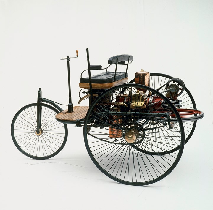 Mercedes 1886