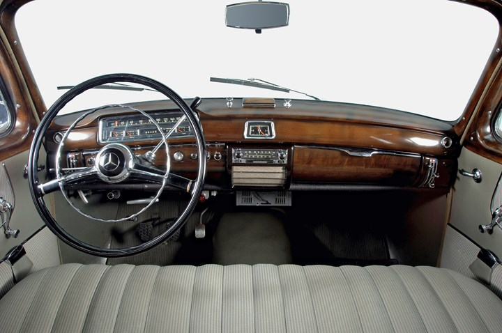 Mercedes 1954