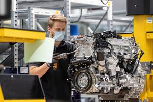 Mercedes forms new Drive Systems unit