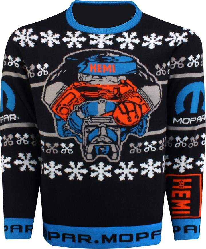 Mopar sweater