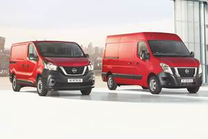 Nissan Phasing Out Commercial Van Operations in N.A.