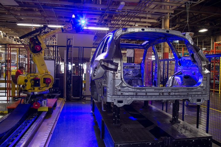 Inside Nissan Smyrna