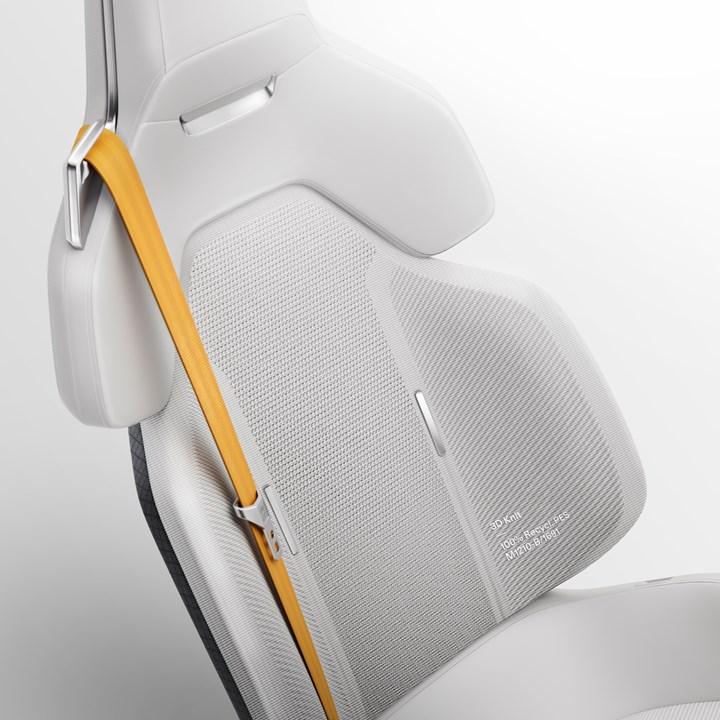 Polestar seat