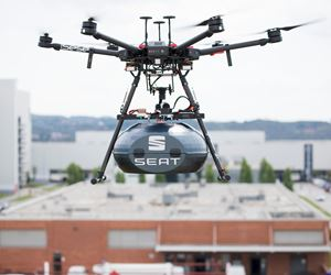 Bikes, Buses and Drones at SEAT image