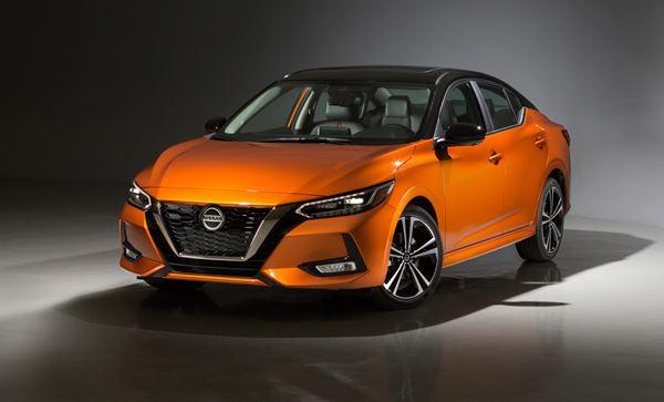 2020 Nissan Sentra 2.0 SV image