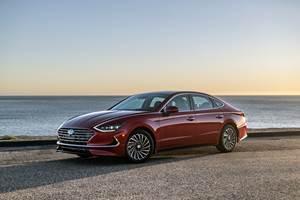 2020 Sonata Hybrid