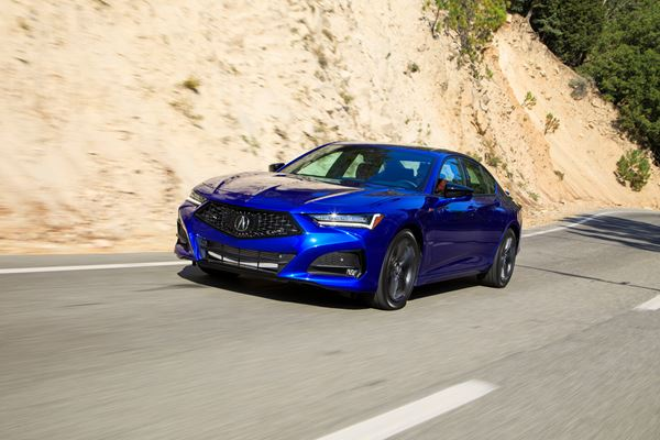 Engineering the 2021 Acura TLX image