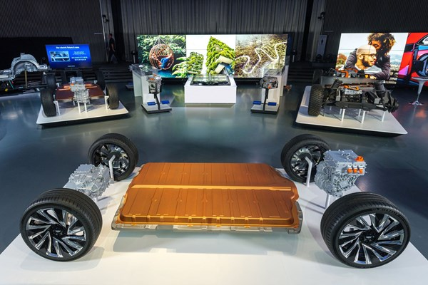 Report: EV Production Cost Parity a Decade Away