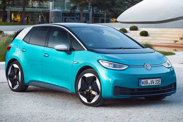 VW Doubles Down on EVs, Software image