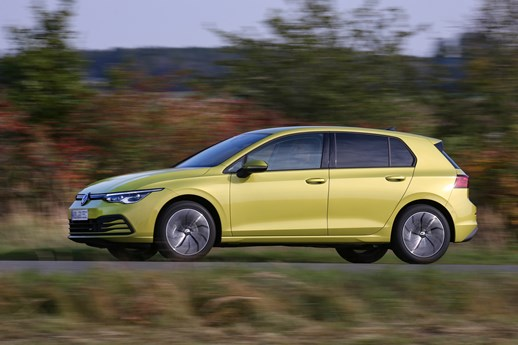 The VW Golf TGI: Internal Combustion—of Natural Gas