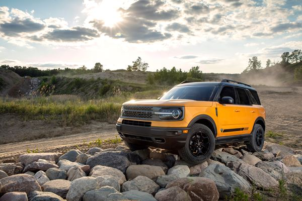 Designing the Ford Bronco Sport image