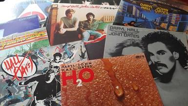 Hall & Oates albums