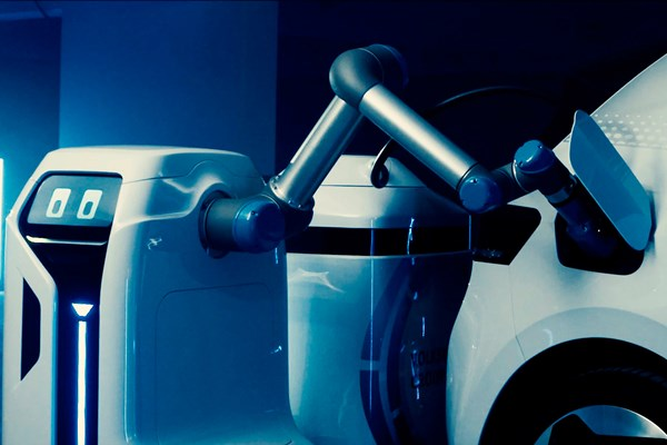 VW Readies Automated EV Charging System