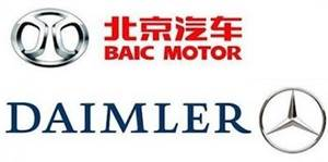 China's BAIC Aims to Buy Stake in Daimler