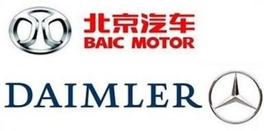 BAIC Buys 5% Stake in Daimler