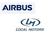 Airbus, Local Motors Partner on Printed Cars, Drones