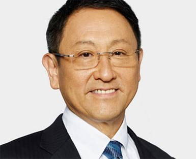 JAMA Names Toyota CEO to Second Term
