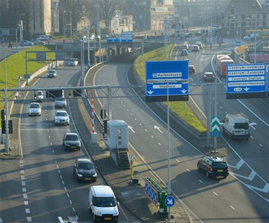 Netherlands Will Lower Speed Limit to Cut NOx