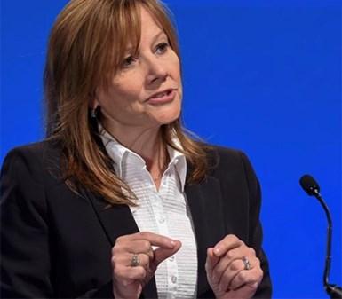 CEO Barra Steps into GM-UAW Talks